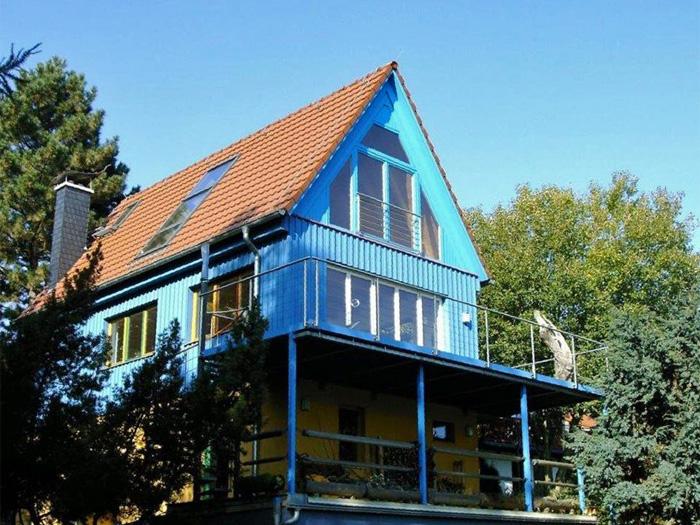 Umbau und Sanierung eines alten Wohnhauses
